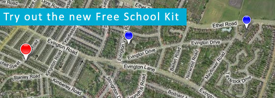 Try out the new Free School Kit